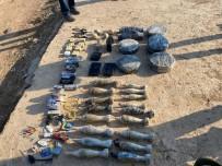 Resulayn'da Terör Örgütüne Ait Çok Sayıda Mühimmat Ele Geçirildi