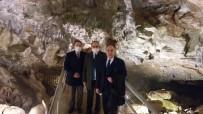 Sarıkaya Mağarasında İnceleme