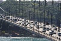 MİMAR SİNAN - İstanbul'da Formula 1 hazırlığı! Bazı yollar trafiğe kapatılacak! işte o yollar