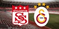 ARDA TURAN - Sivasspor - Galatasaray maçı ilk 11'ler belli oldu!