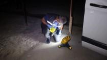 Adana'da Tabancayla Vurulan Esnaf Bacağından Yaralandı