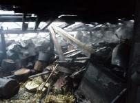 Artvin'de Sabah Saatlerinde İki Yangın Meydana Geldi