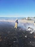 Burhaniye'de Ot Yangınları Bitmiyor