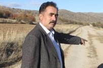 Çankırı Ve Ankara'yı Birbirine Bağlayan Alternatif Yol Çözüm Bekliyor