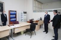 Çocuk Şube Müdürlüğü Hizmet Binası Yenilendi