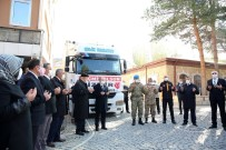 İzmir İçin Toparlanan Yardımlar Bayburt'tan Yola Çıktı