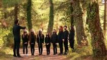 Kastamonu'da, 7 İlin Temsilcisi 14 Öğrenciden 'Ata'ya Özlem' Klibi