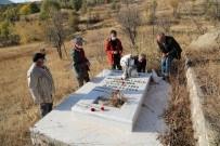 Van Depreminde Hayatını Kaybeden Gazeteci Cem Emir Mezarı Başında Anıldı