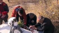 Van Depreminde Yaşamını Yitiren Gazeteci Cem Emir Mezarı Başında Anıldı