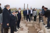 Arkeologlar Edessa Krallığının Sarayının Peşine Düştü