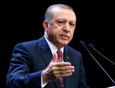 Başkan Erdoğan'dan TRT Word Forumu açılışında flaş açıklamalar