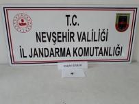 Gülşehir'de Uyuşturucudan 1 Kişi Yakalandı