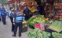 Turgutlu'da Kaldırım İşgaline Ve Seyyara Sıkı Denetim