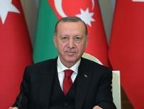 HAYDAR ALİYEV - Başkan Erdoğan, Azerbaycan'dan ayrıldı