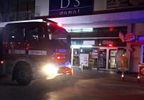 Edremit AVM'de Yanlış Yangın Alarmı Paniğe Neden Oldu