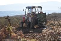 Kolunu Tarım Makinesine Kaptıran Yaşlı Adam Ağır Yaralandı