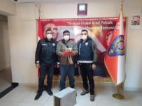 Mardin'de Yaralı Şahin Koruma Altına Alındı