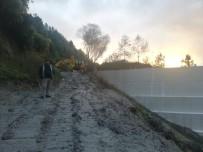 Ocaklar İçme Suyu Barajı Temizlendi