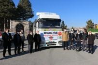 Ürgüp'ten Suriye'ye 1 Tır Yardım Tırı Gönderildi