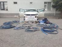 4 İlçenin Enerji Nakil Hatlarını Çalan Hırsızlar Yakalandı