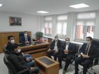 Ağrı Yurt Ay Der Başkanı Çirik'ten Vali Yardımcısı Ersöz'e 'Hayırlı Olsun' Ziyareti