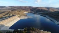 Çatören Baraj Suyunun Üçte Bir Azalması Çiftçileri Tedirgin Ediyor