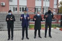 Hacılar'da Karabağ Zaferinde Şehit Olan Azeri Türk Askerleri İçin Dua Edildi