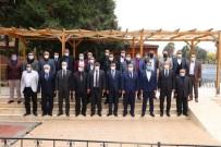 Kilis'te İl Başkanları Birlik Beraberlik İçin Toplandı.