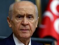 CEMİL MERİÇ - MHP Lideri Devlet Bahçeli skandal bildiriye sert çıktı!