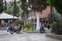 Sinop'ta Yağmur Duası Yapıldı