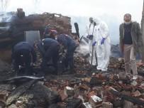 Sinop'ta Yangın Faciası Açıklaması 2 Kişi Hayatını Kaybetti