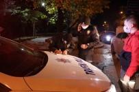 Yalova'da Kısıtlama Nedeniyle Sokaklar Boş Kaldı