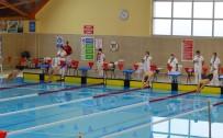 45 İlden 100 Sporcu Kırşehir'de, Yüzme Şampiyonasına Katılıyor