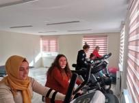 Günyüzü'nde 'Kadınlar Hayata Küsmesin' Projesi Hayata Geçirildi