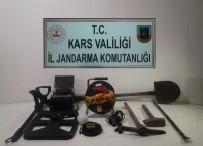 Kars'ta Kaçak Kazı Yapan 6 Kişi Yakalandı