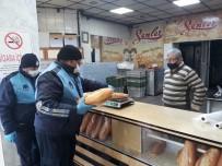 Kilis'te Market Ve Fırınlara Denetim