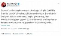 BİZ BİZE - MHP lideri Bahçeli'den İran'a sert tepki!