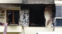 Uşak'ta İki Farklı Evde Doğal Gaz Patladı; 6 Yaralı
