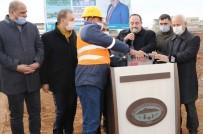 Viranşehir'de 3 Milyon 500 Bin Liralık Havuzun Temeli Atıldı