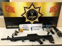Ağrı'da Uyuşturucu Ticareti Yapan 14 Kişi Tutuklandı