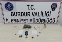 Burdur'da 2 Uyuşturucu Taciri Tutuklandı