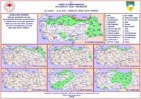 Samsun Valiliği'nden Kuvvetli Yağış Uyarısı