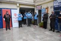 Siverek'te 'İyilikhanem' Çarşısı Açıldı