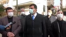 Uşak Belediye Başkanı Çakın'dan Doğal Gaz Patlamalarına İlişkin Açıklama Açıklaması