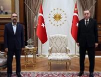 HÜR DAVA PARTİSİ - Başkan Erdoğan'dan kritik kabul!