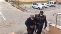 Sahte İçki Taşıyan Kamyoncular Tutuklandı