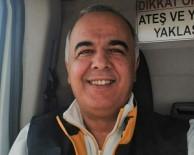 Samsun'da Ambulans Şoförü Korona Virüsten Hayatını Kaybetti