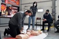 Belediye Personeline Temel İlkyardım Eğitimi