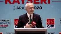 CHP Genel Başkanı Kılıçdaroğlu, Kayseri'de Muhtarlarla Buluştu Açıklaması (2)