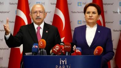 CHP ve İYİ Parti'de şok! Kendi adaylarına oy vermediler